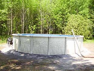 New vs Used Above Ground Pool Ottawa
