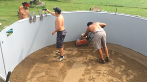 pool-base-install