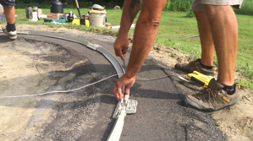 clark rubber pool installation instructions