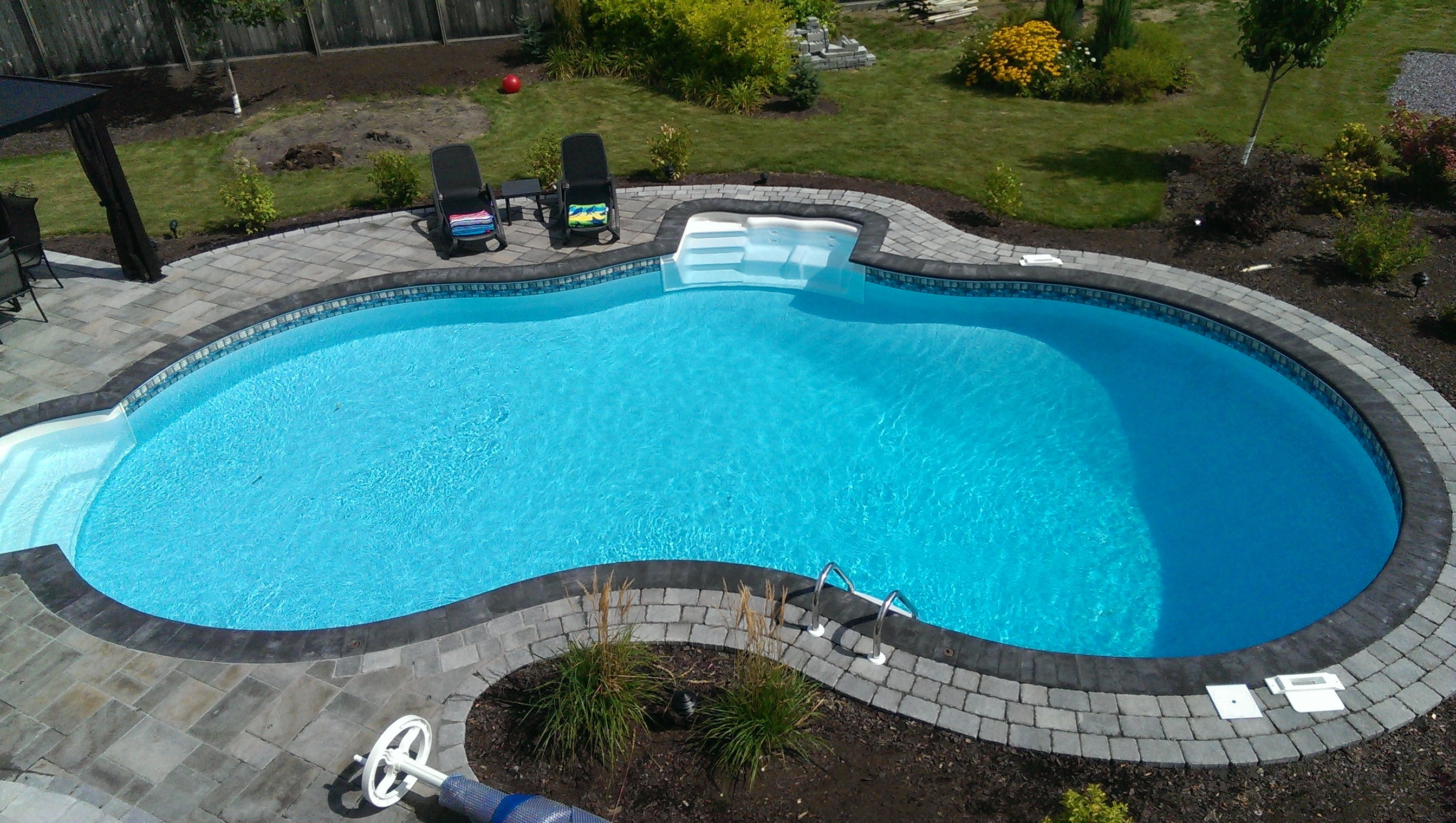 Ottawa swimming pool blog by campbell pools for California private swimming pool code