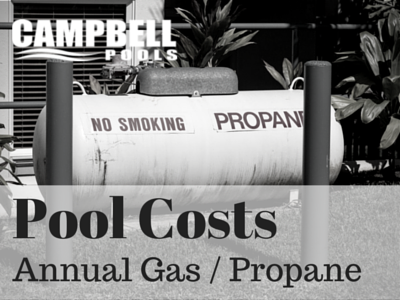 Inground Swimming Pool Cost Of Natural Gas Or Propane Heater