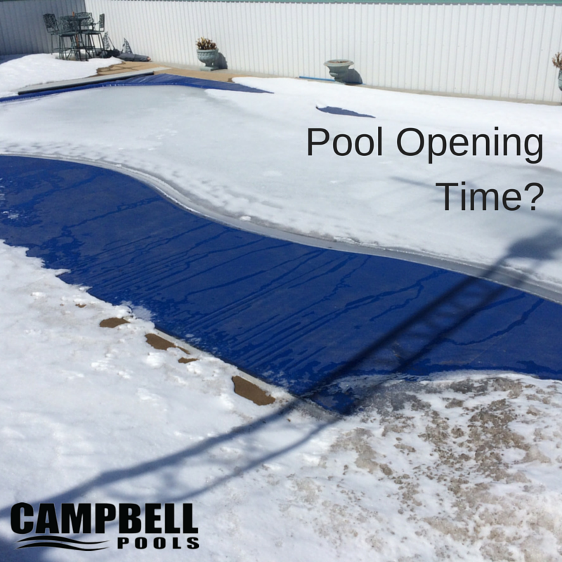 When Is The Best Time To Open My Swimming Pool In Ottawa