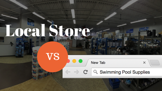 Ottawa Pool Supplies or online shopping